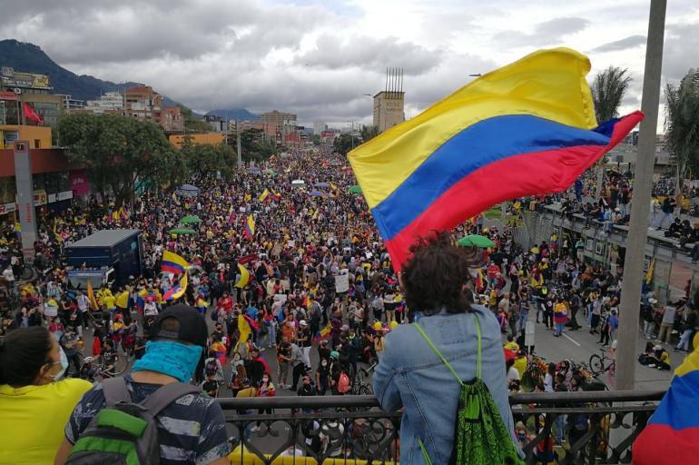 La Toma de Bogotá